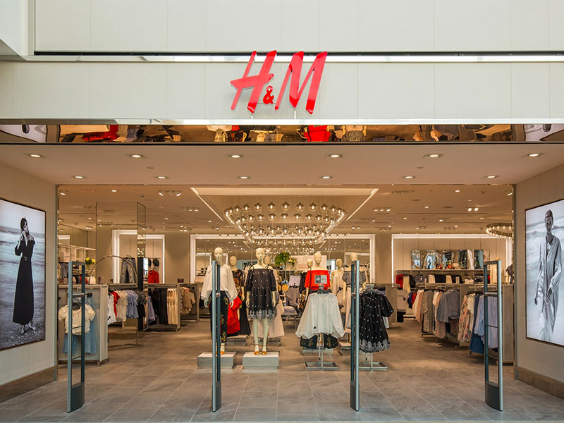 H&M Brand Monki Begin Testing Augmented Reality Tech In-Store.