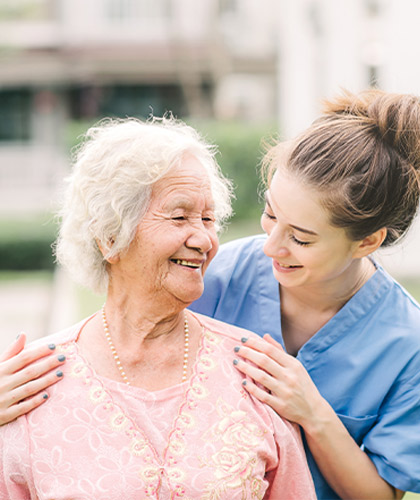 Patient and Carer