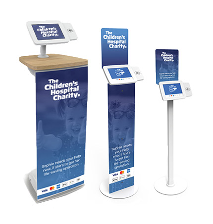 Donation Stations by GWD