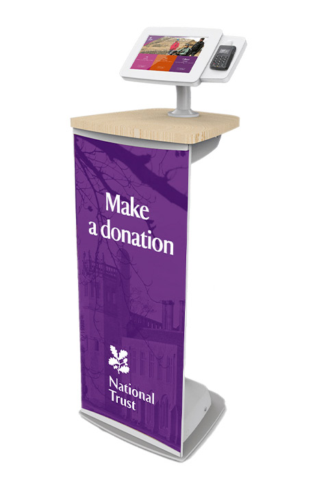 Maxi Donation Station by GWD